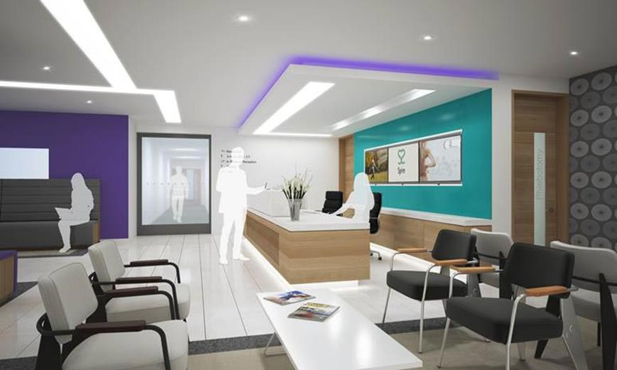 Outpatients refurbishment announced