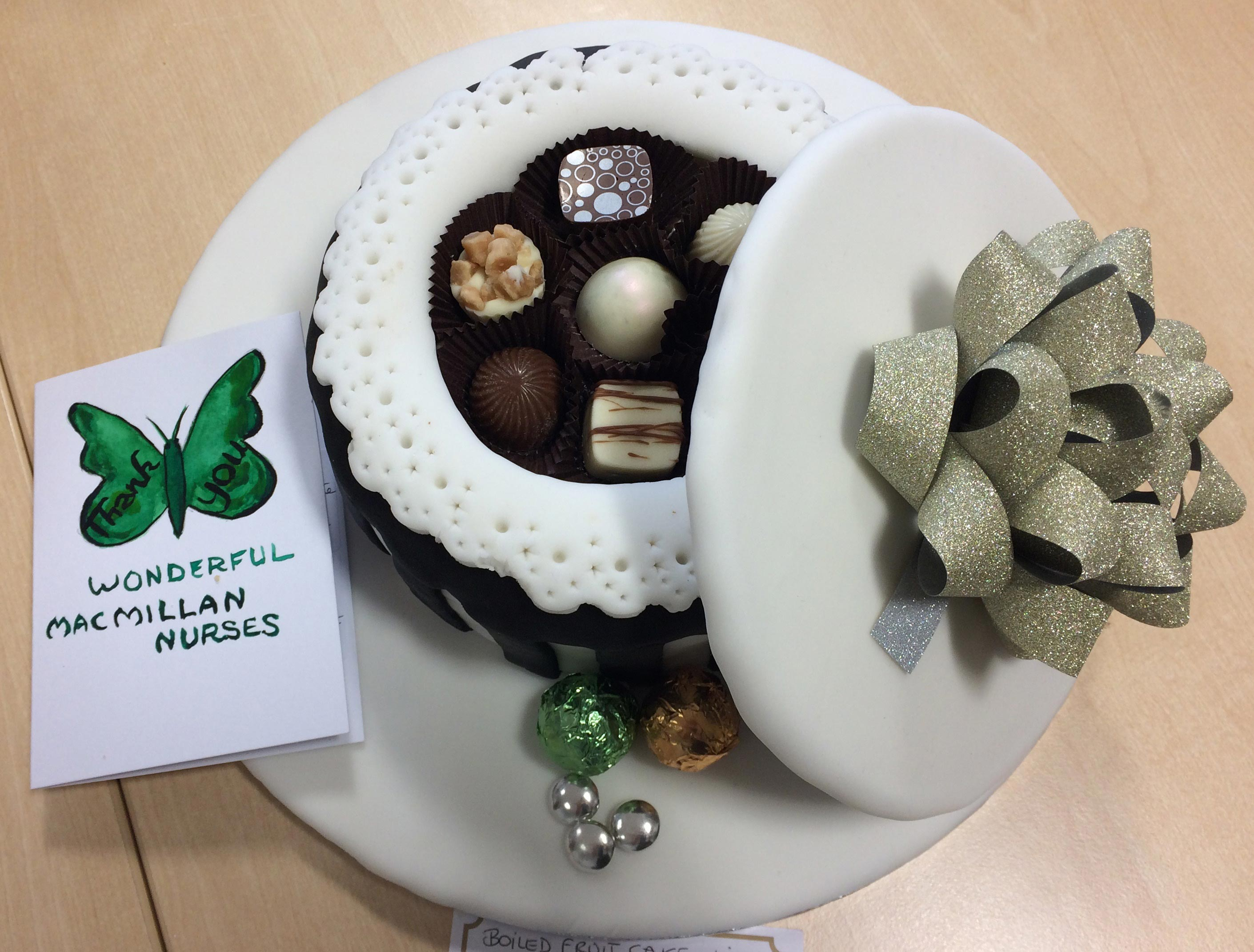 The Great Spire Bake Off in aid of Macmillan