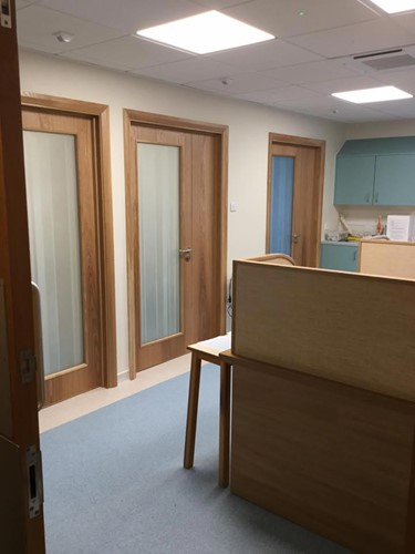 Our new Physiotherapy Suite