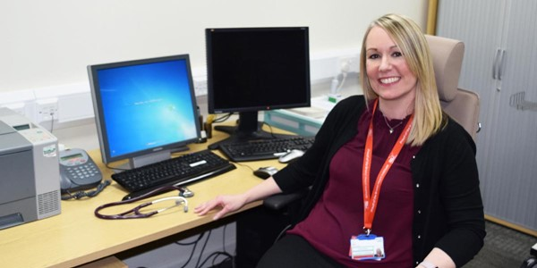Dr Ashley NIbet Cardiologist at Spire Bristol Hospital Heart Centre.