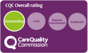 CQC rate Spire Cheshire Hospital as 'Outstanding'