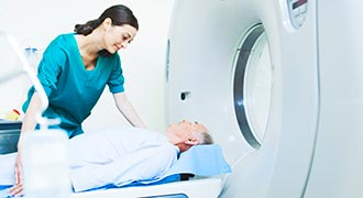 MRI scanning at Spire Sussex