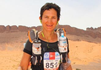 Remarkable return for ultra-marathon Runner