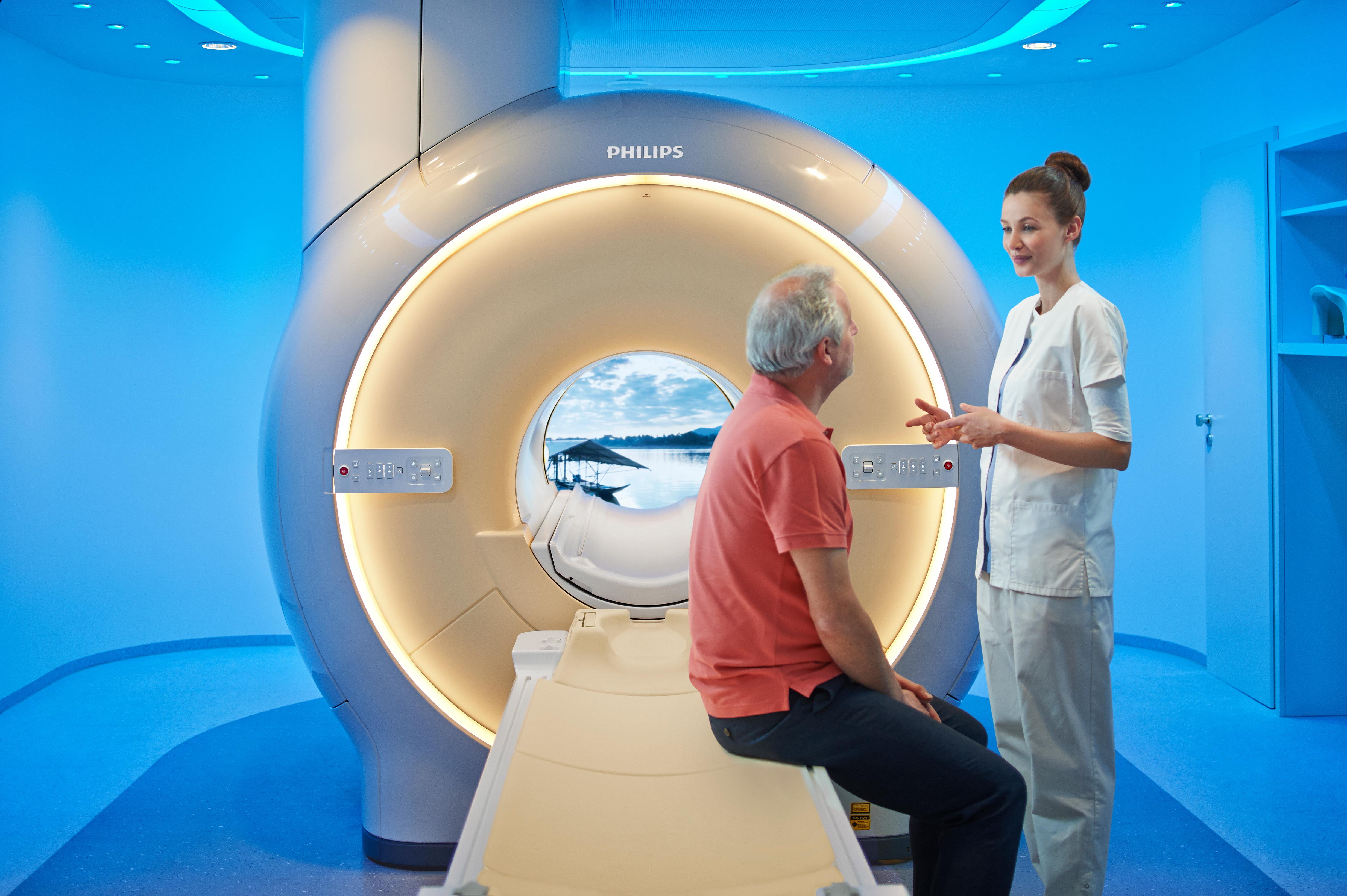 New MRI Scanner at South Bank Hospital