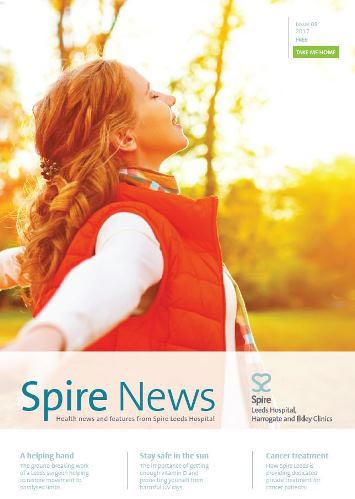 Spire Leeds Hospital patient magazine: eighth issue