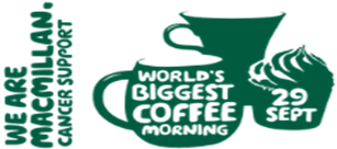 Macmillan's Coffee Morning is coming to Spire Wirral