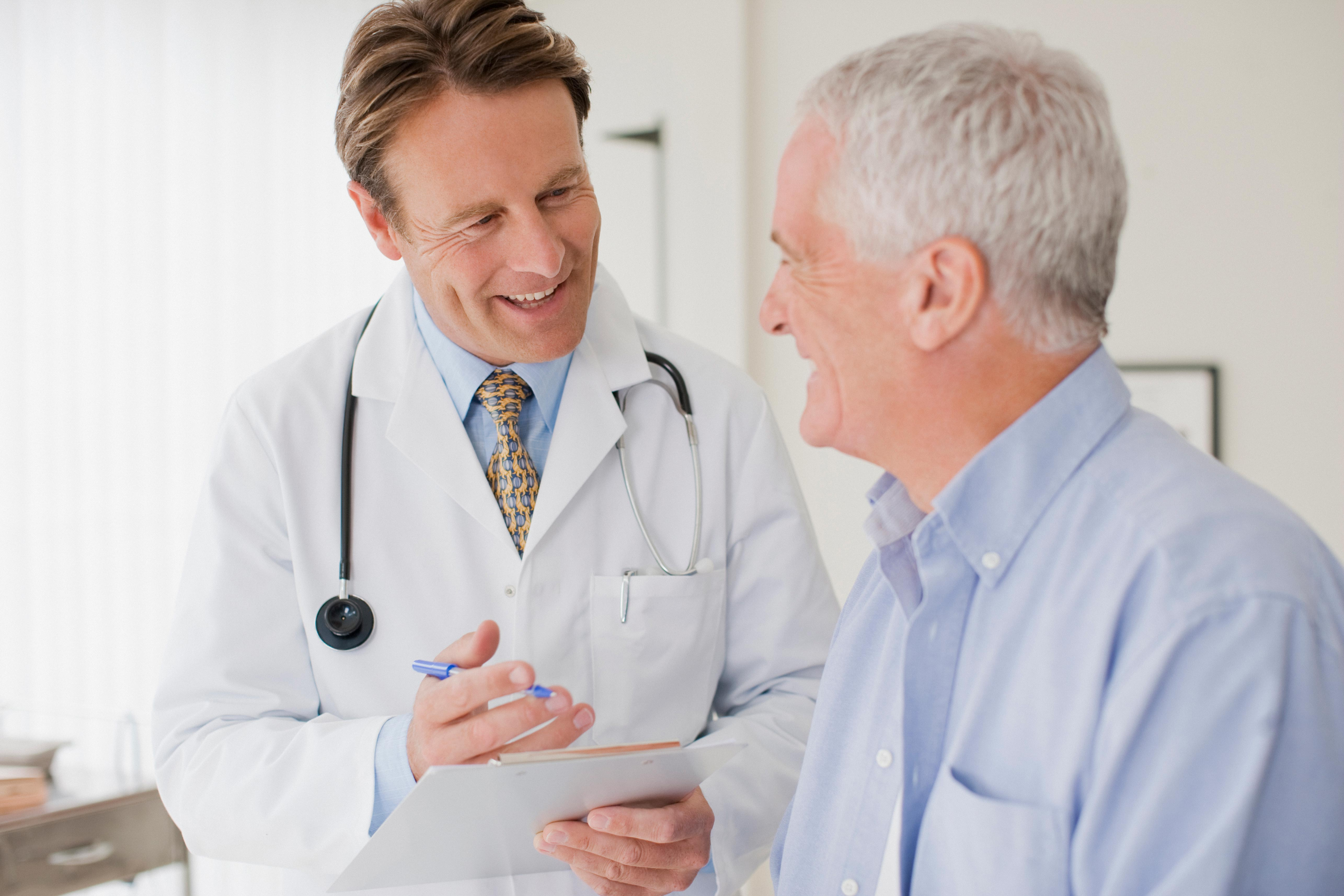 Innovative treatment for enlarged prostate