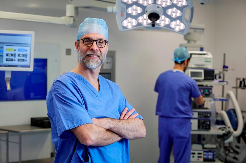 Breast surgeon bringing pioneering cancer treatment to Nottingham