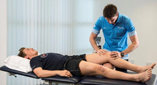 Physiotherapist services