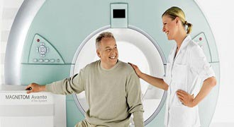 Fast access to MRI scans