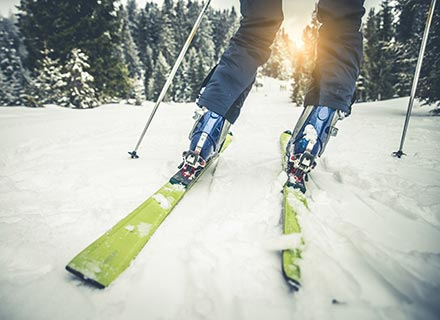 Dear doctor, I had a skiing accident over the holidays. Will I be able to ski again?