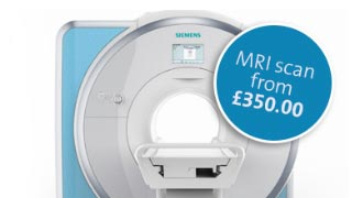 Fast access to MRI and CT scans