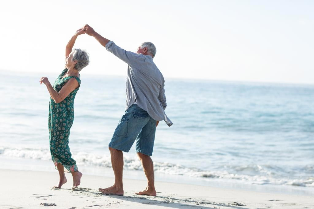 Keep on moving for a healthy retirement
