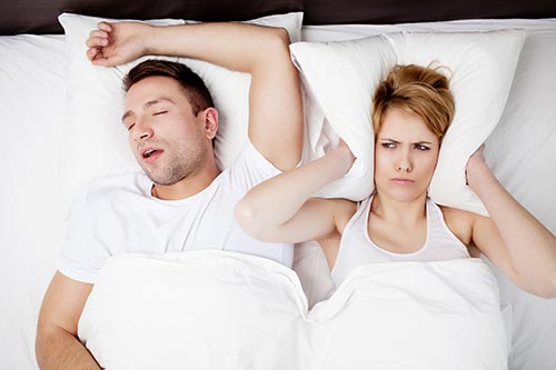 Make this the week you stop snoring