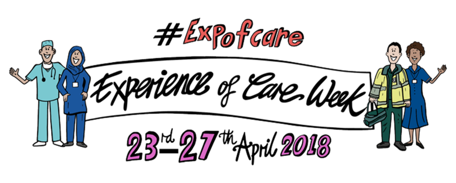 Experience of Care Week, 23 - 27 April