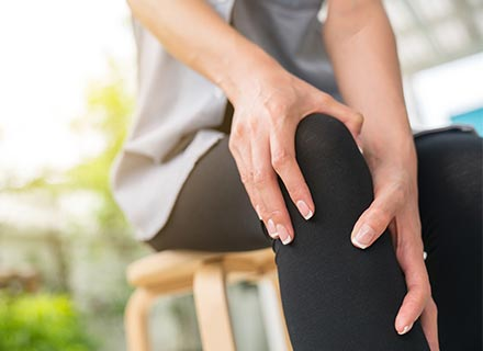 One-stop knee pain clinic
