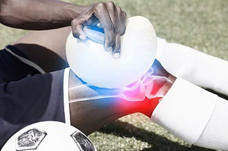 MCL injury: Our physiotherapist's guide to a common footballer's knee injury