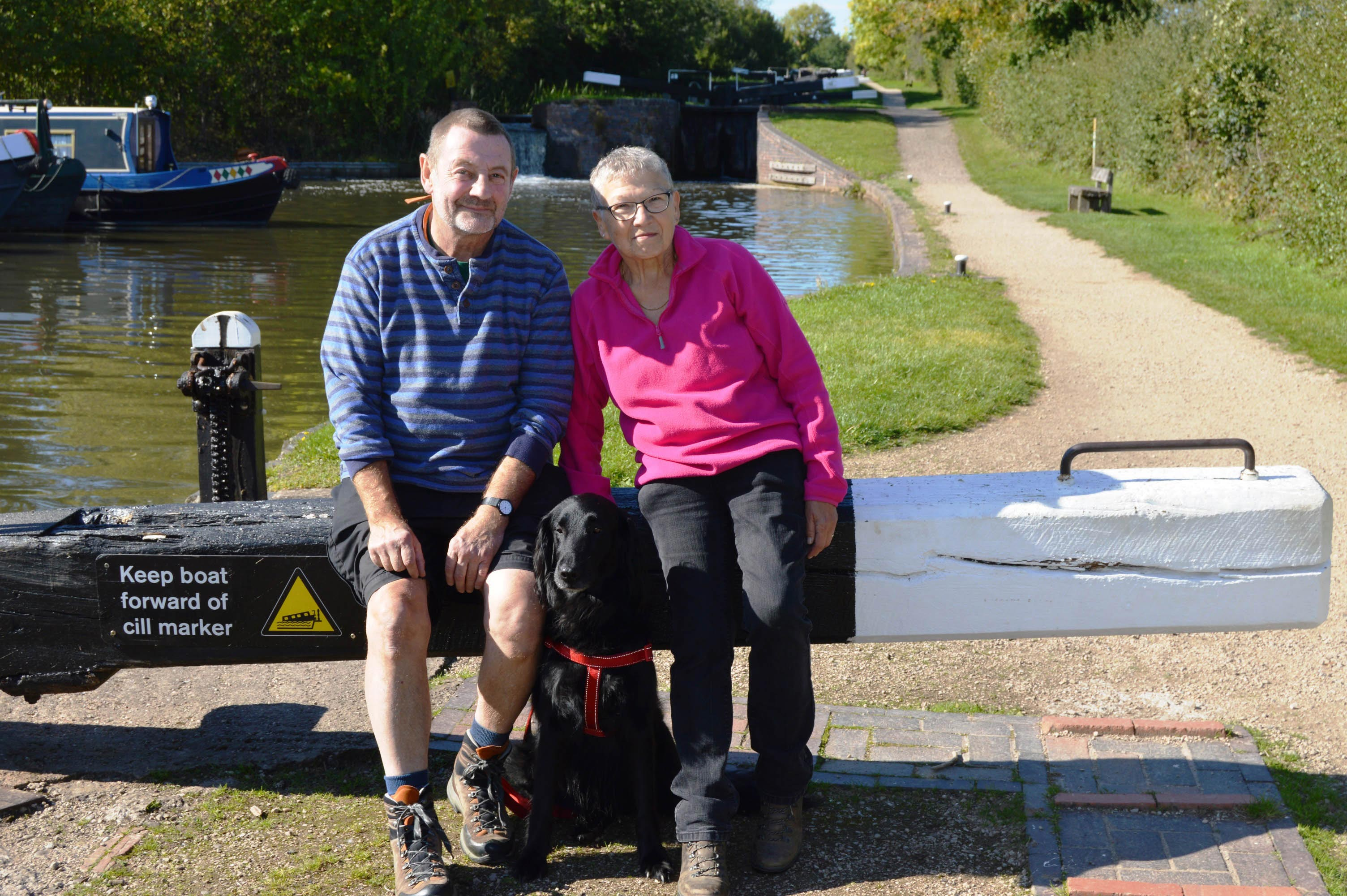 'Ship In A Bottle' hip operation gets Knowle doctor back on the water