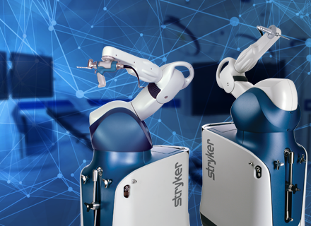 Robotic assisted surgery