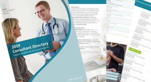 Consultant directory 2019