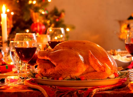 Fatty liver disease could be made worse with holiday overindulgence