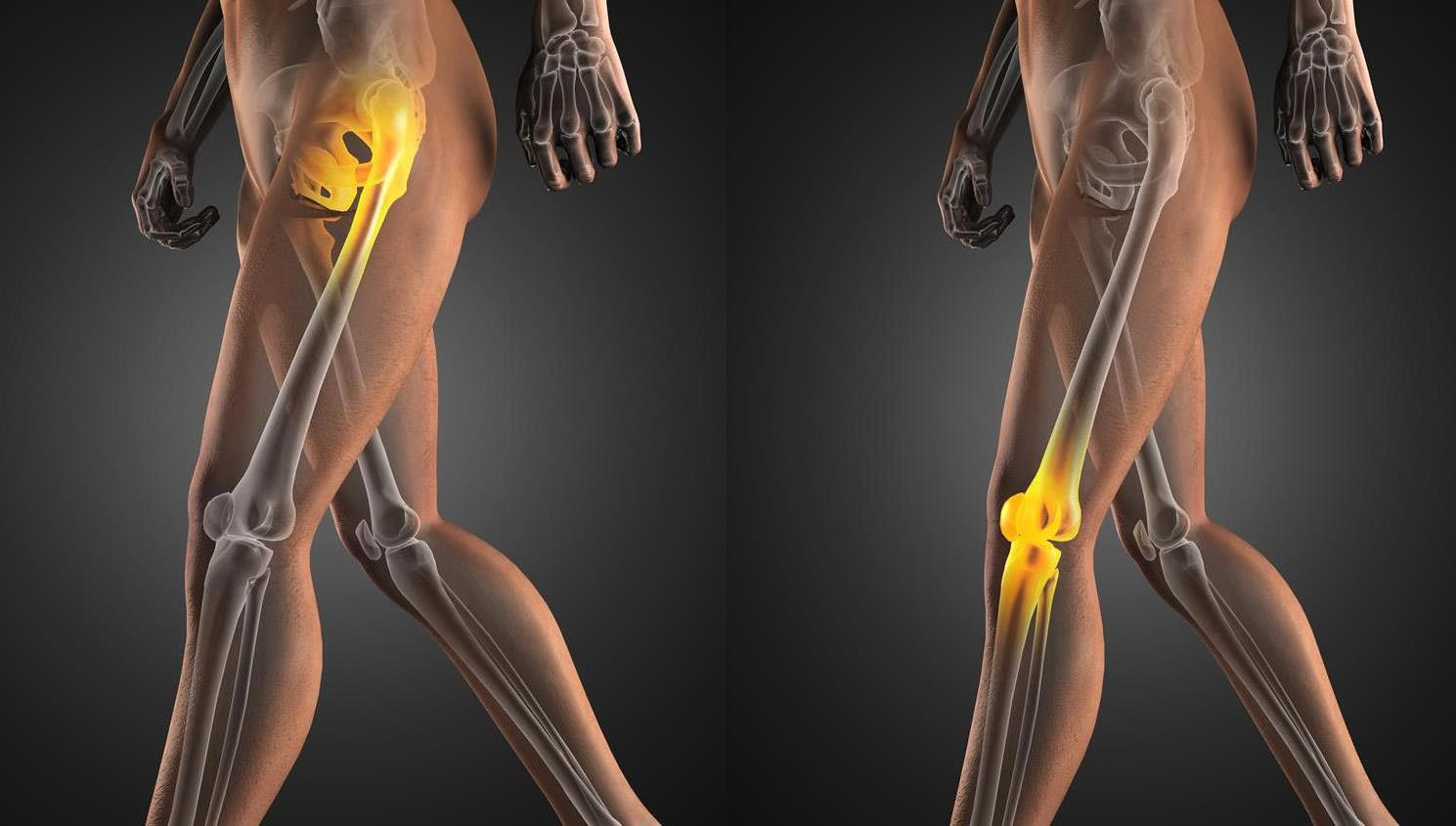 Suffer with hip or knee pain?