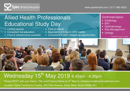 Allied Health Professionals Educational Study Day