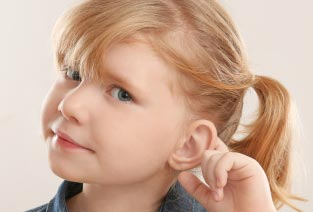 Children and Young People's Hearing Test Service at Spire London East Hospital