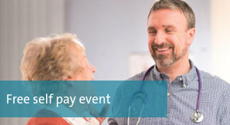 Free self pay event