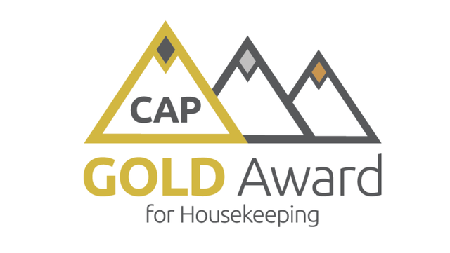 Spire Portsmouth achieves Gold Award for Excellence in Housekeeping