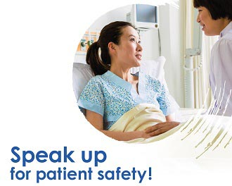 Showing support for World Patient Safety Day