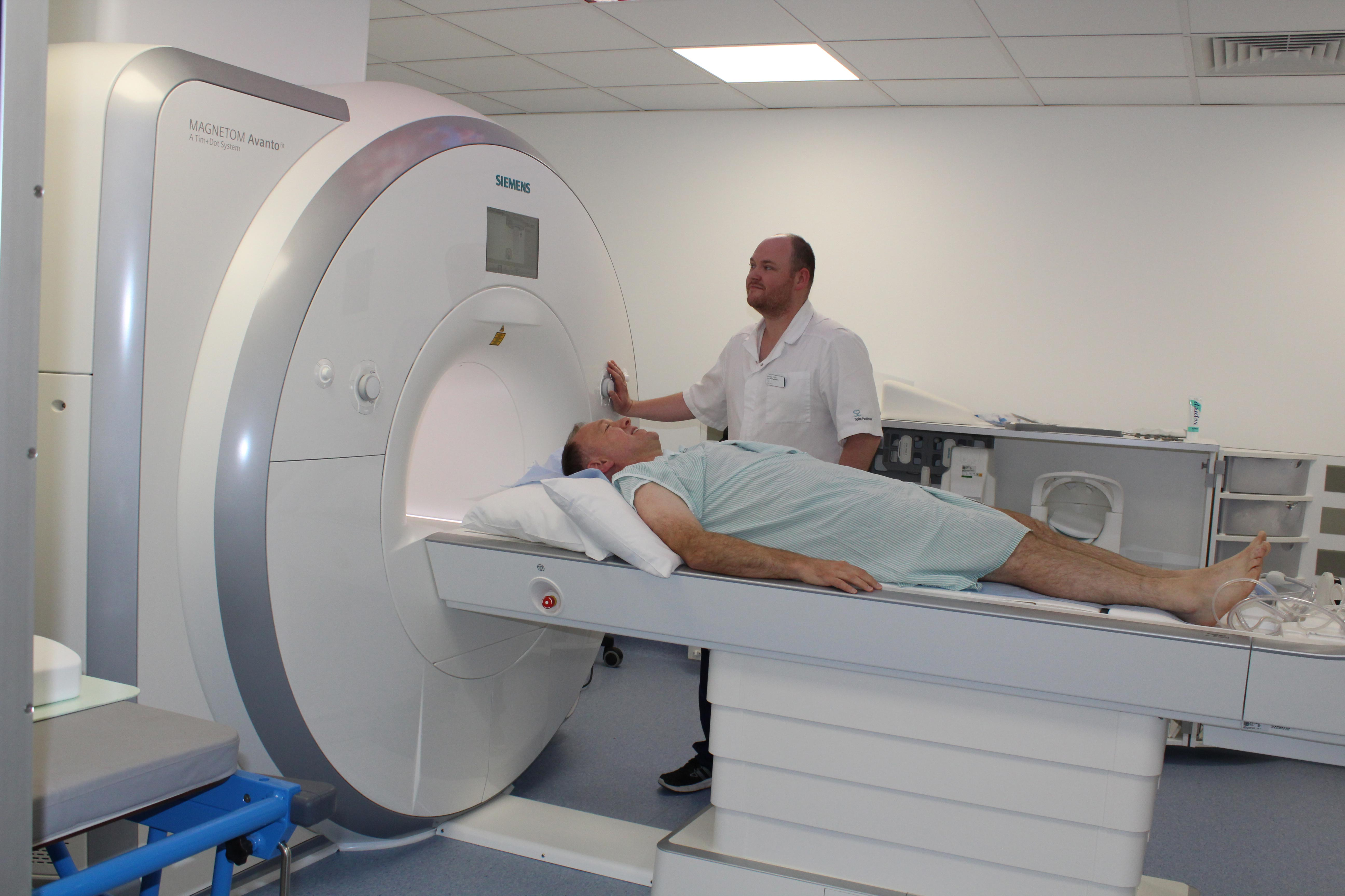 What to expect from an MRI scan