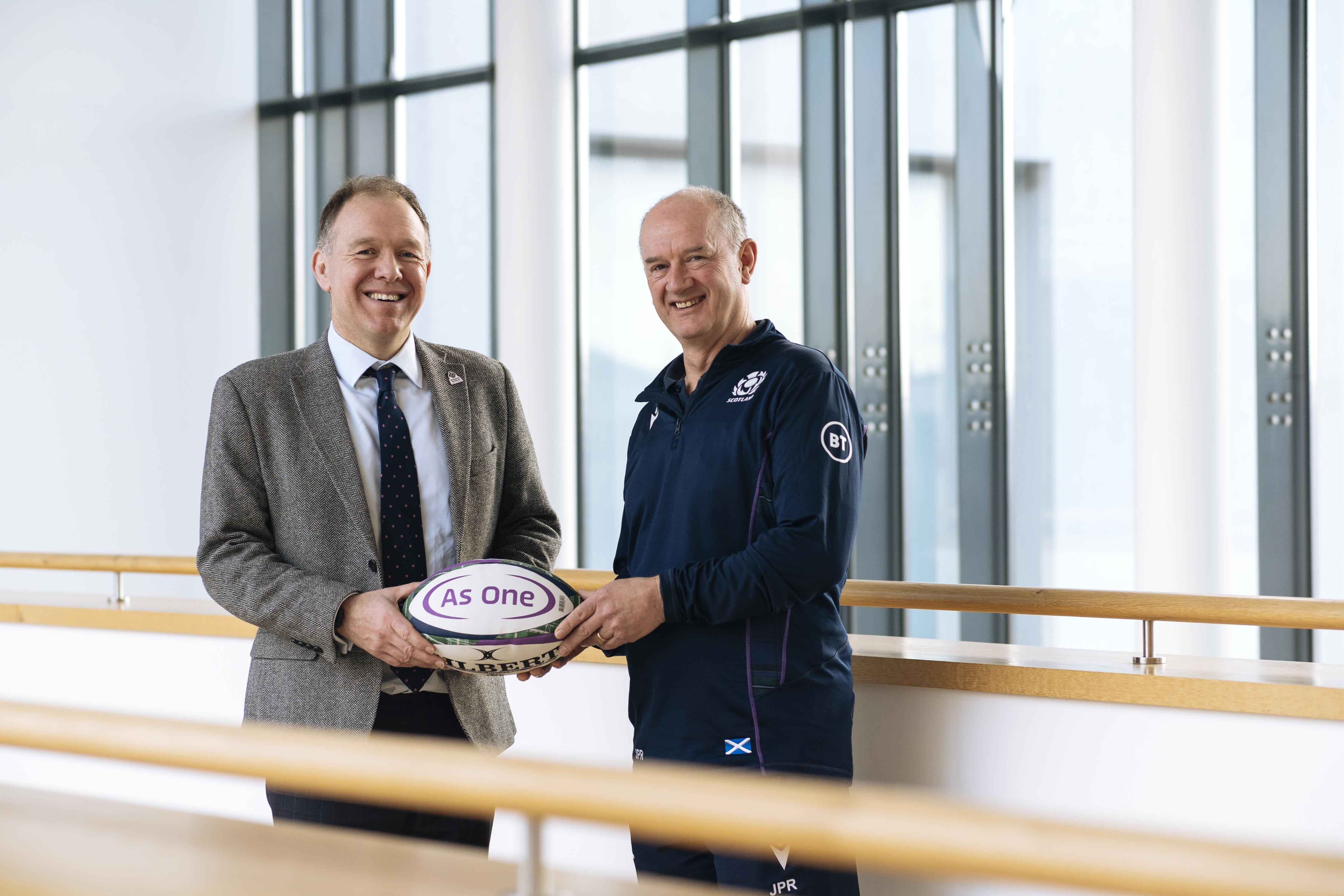 Spire Edinburgh Hospitals continue healthcare partnership with Scottish Rugby