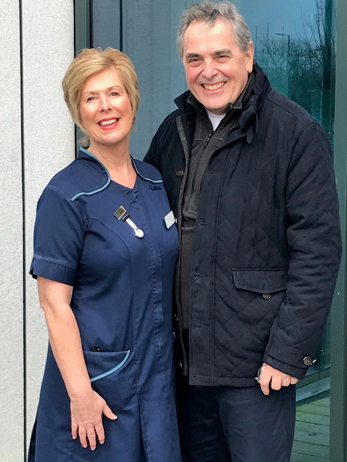 Heart surgery saves patient's life following heart failure