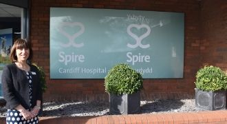 Spire Cardiff Hospital appoints new hospital director