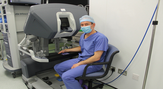 State-of-the-art robotic-assisted surgery