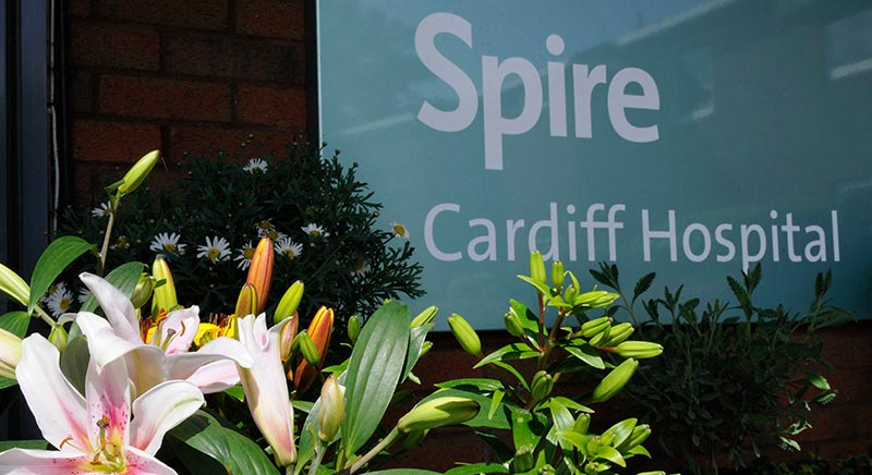 Fresh Meals Delivered >> Our facilities | Cardiff Hospital | Spire Healthcare